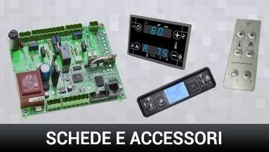 Schede elettroniche e accessori