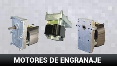 Motores de engranaje