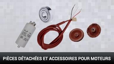 Pièces détachées et accessoires pour moteurs