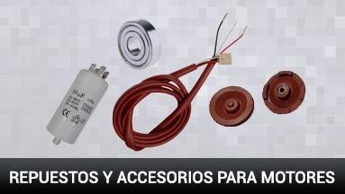 Repuestos y accesorios para motores