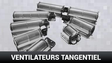 Ventilateurs tangentiel