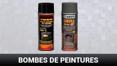 Bombes de peintures