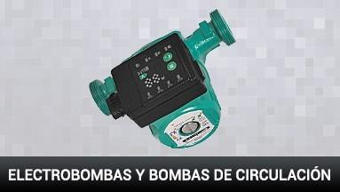 Electrobombas y bombas de circulación