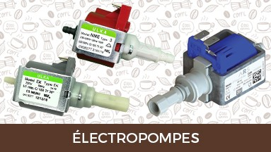 Électropompes