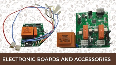 Electronic boards and accessories