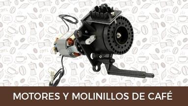 Motores y molinillos de café